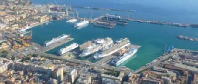 Molo Santa Lucia Porto Palermo - area 1