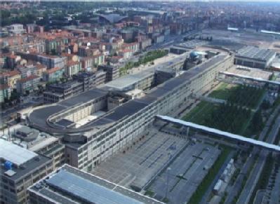 Fiera di Torino - Settore D - Coperto