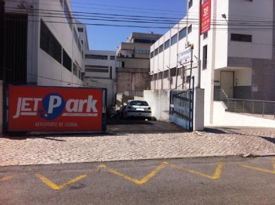 JETPARK Aeroporto Lisboa - coberto