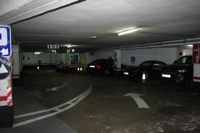 Parking Gran Vía