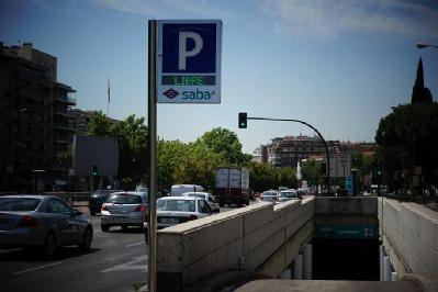 SABA Metro Nuevos Ministerios
