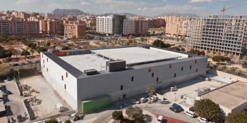 Aparcamiento Hospital General Alicante