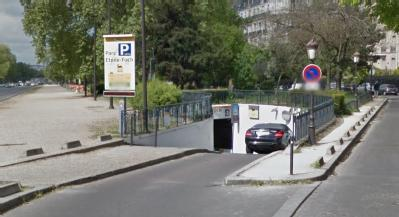 Parking En 8 Avenue Foch En Paris Parclick