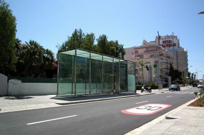 COPARK Avenida Sofía