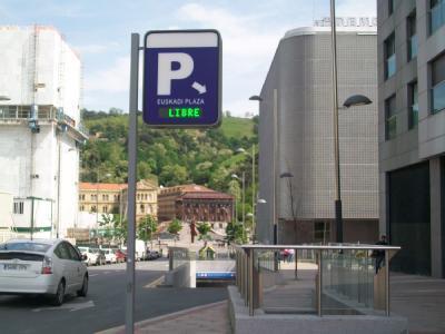 Plaza Euskadi