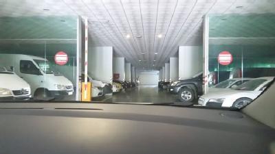 Airport Picasso - Aeropuerto de Málaga - cubierto