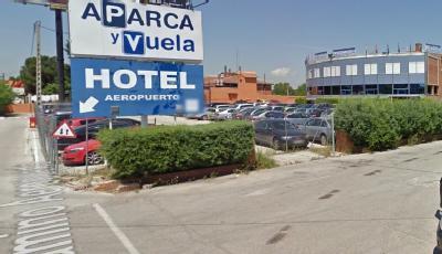 Aparca y Vuela - Aeropuerto Madrid-Barajas - cubierto