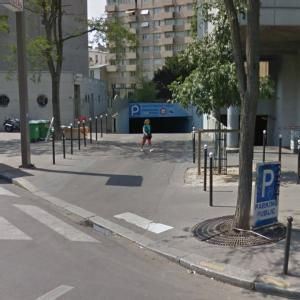 Salpêtrière Italie - Gare d'Austerlitz