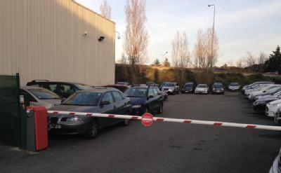 Boxx'in Aéroport Toulouse - self parking