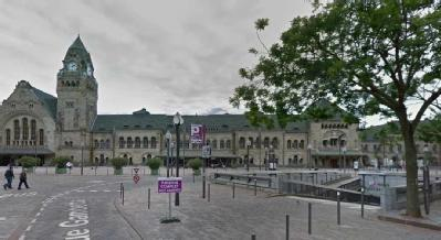 Gare Charles de Gaulle