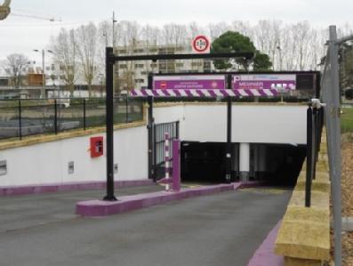 Meunier - Gare Saint Jean