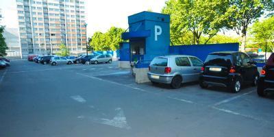Car park in 17 avenue de la porte de saint ouen in paris - Parking paris porte d orleans ...