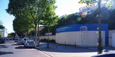 Porte de Saint-Ouen
