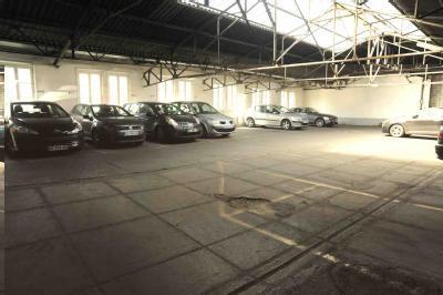 Grand Garage de Clignancourt