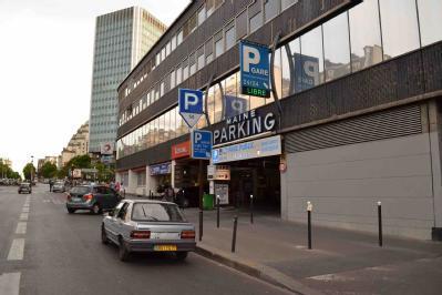 Parking gare maine montparnasse 50 avenue du maine for Garage avenue du maine