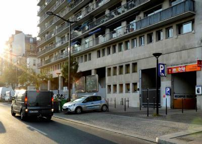 Parking parking 57 boulevard poniatowski garage poniatowski for Garage poniatowski paris 12 paris