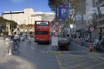 SABA Plaça Catalunya