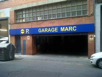 Car park in doctor pag s 24 in santa coloma de gramenet for Garage petit mars