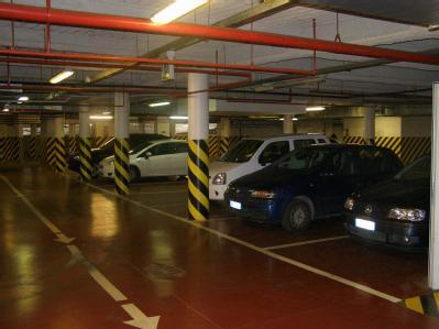 Tuscolana Parking