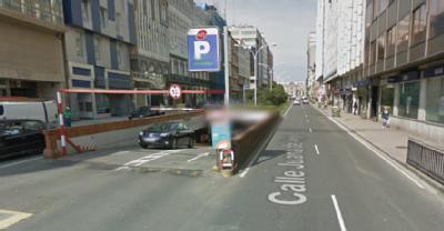 SABA Plaza Pontevedra