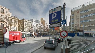 SABA Plaça Santa Anna