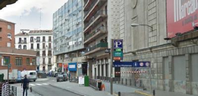 SABA Plaza de los Mostenses