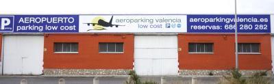 Aeroparking - Aeropuerto Valencia