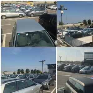 Sky Parking - Aeroporto di Verona - Scoperto
