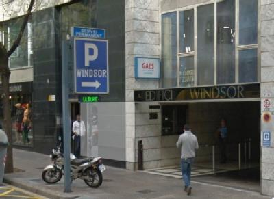 Parking Windsor