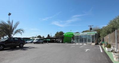 Ecoparking - Aeropuerto Alicante