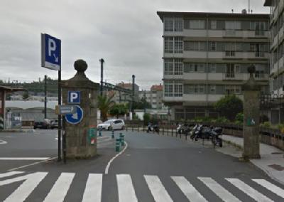 SABA Estación Santiago de Compostela