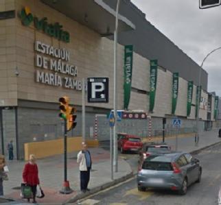SABA Estación Málaga María Zambrano