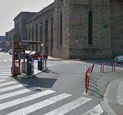 SABA Estación La Coruña