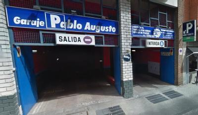 Garaje Pablo Augusto