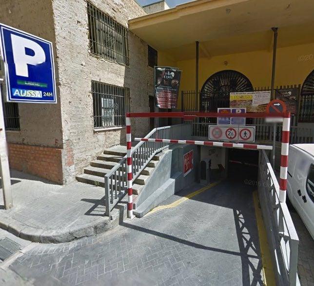 AUSSA Mercado del Arenal