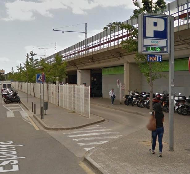 Saba Estación de Girona