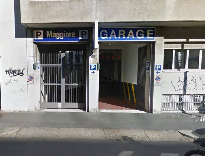 Garage Sammartini