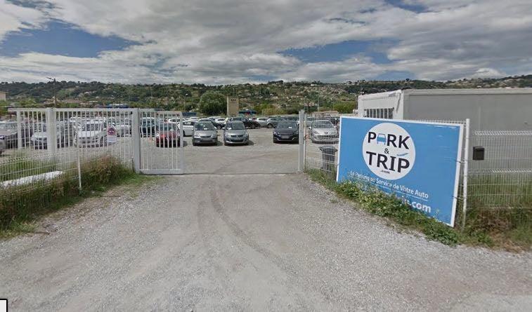Park&Trip Aéroport - Extérieur - Nice