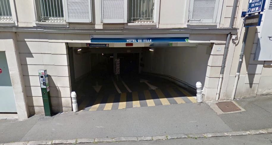 Hotel Rue De Penthievre