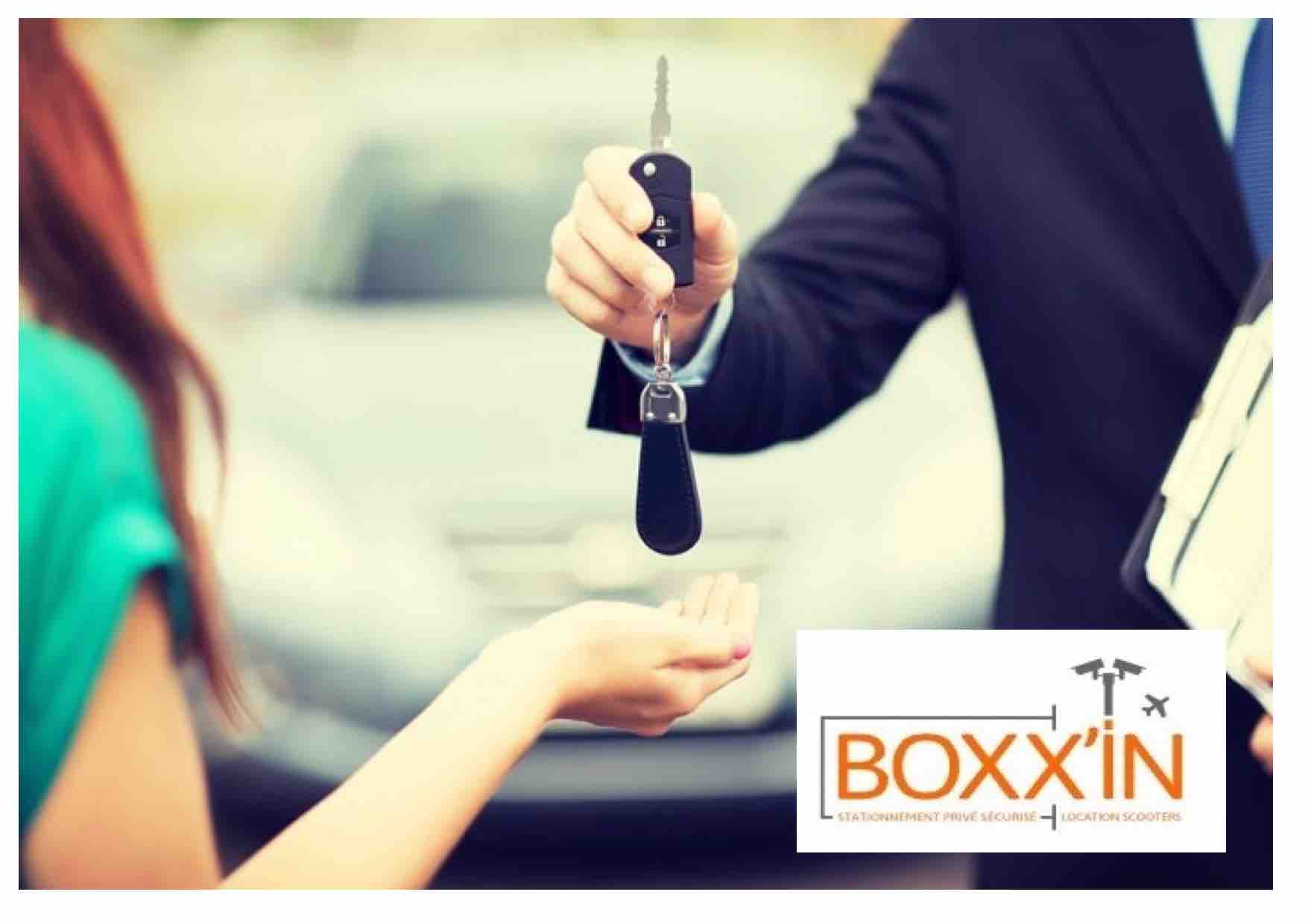 Boxx'in Aéroport Toulouse - valet