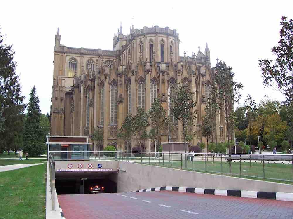 APK2 Catedral Vitoria