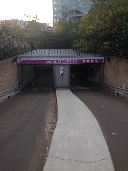 Jacques Cartier - La Défense - Courbevoie