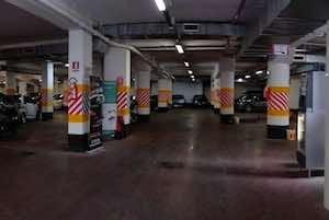 Garage Tiburtina - Via Lorenzo il Magnifico