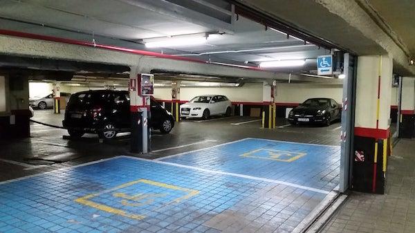 Garaje Reim - Santísima Trinidad