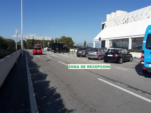MR CHOFER Aeropuerto Palma de Mallorca - Valet