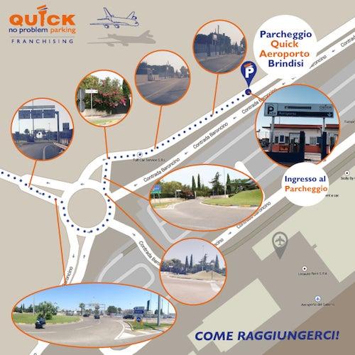 QUICK - Aeroporto Brindisi