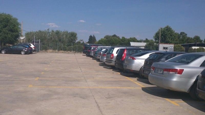 AEROPARK Park&Ride - Low Cost Estación AVE Zaragoza-Delicias
