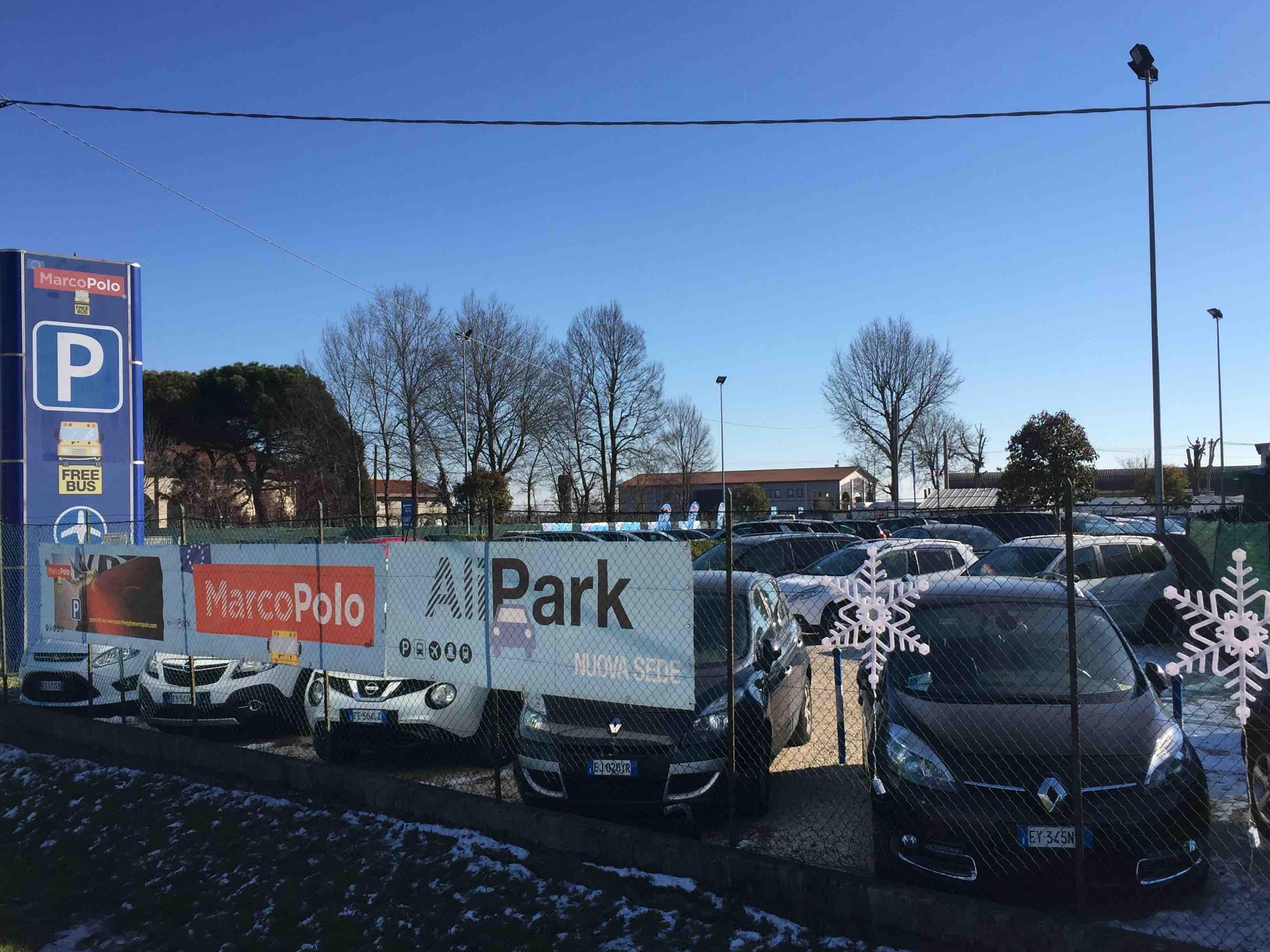 ALIPARK MarcoPolo - Piazzale Roma