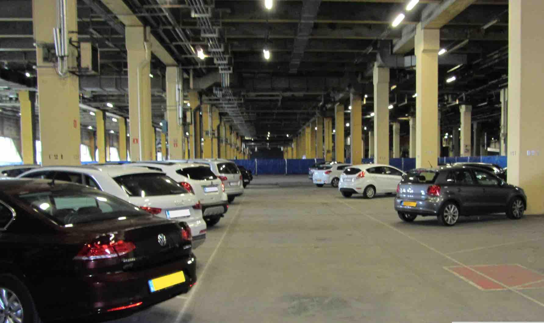 Times Parking - Aéroport Bruxelles Zaventem