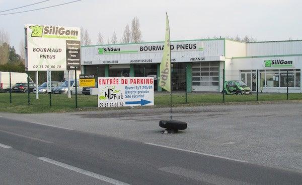 NG Park - Aéroport Nantes